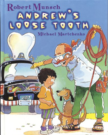9780590123754: Andrew's Loose Tooth