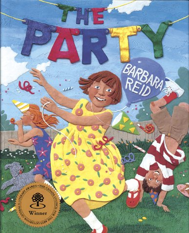 9780590123853: The party