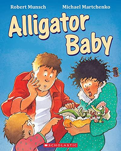 9780590123877: Alligator Baby