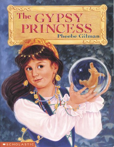 9780590123891: Gypsy Princess