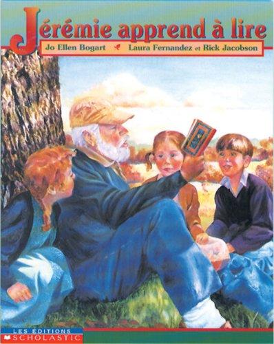 9780590124089: Jeremie apprend a lire