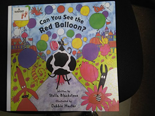 9780590124348: Can You See the Red balloon?