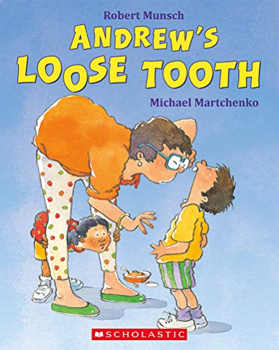 9780590124355: Andrew's Loose Tooth