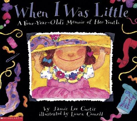 When I Was Little: Jamie Lee Curtis