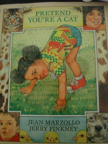 9780590127042: Pretend Youre a Cat