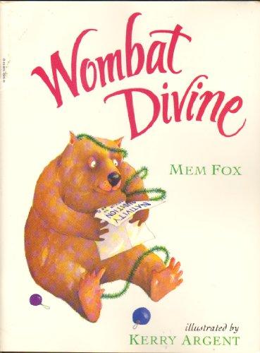 9780590128148: Wombat divine