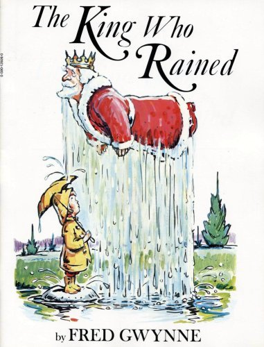 9780590129268: The King Who Rained