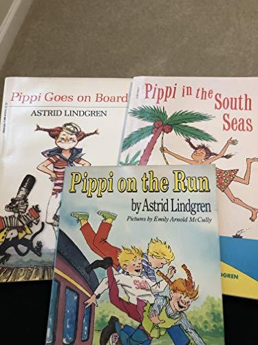 9780590129305: Pippi on the Run