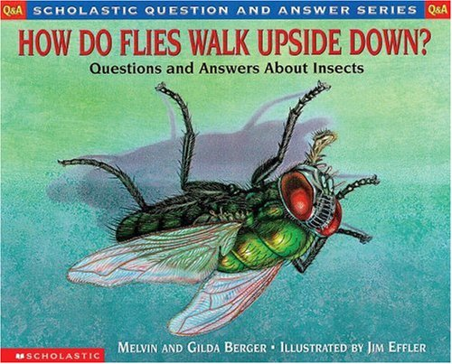 9780590130899: How Do Flies Walk Upside Down: Questions and Answers About Insects