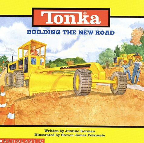 Building The New Road By Justine Korman