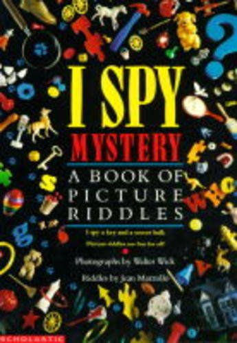 9780590131674: I Spy Mystery (Picture Hippo)