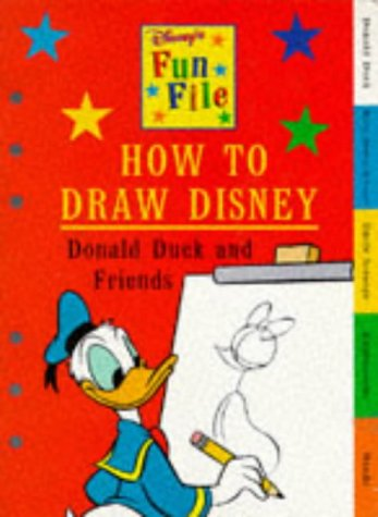 9780590131872: How to Draw Disney: Donald Duck and Friends