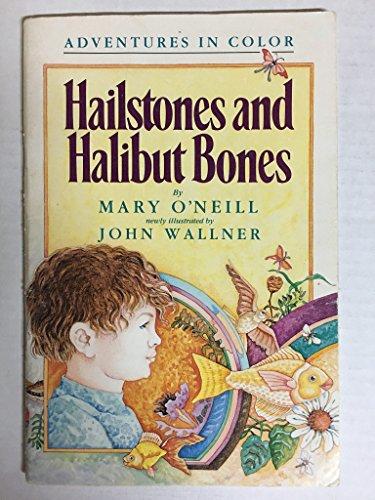 9780590132039: Hailstones and Halibut Bones