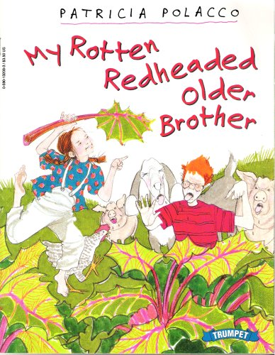 9780590132084: My Rotten Redheaded Older Brother [Paperback] by