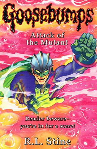 9780590132404: Attack of the Mutant