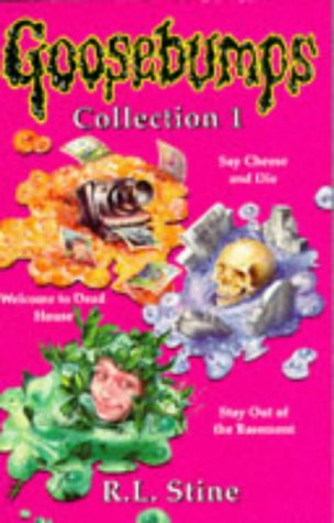 9780590132411: Goosebumps Collection: Welcome to the Dead House