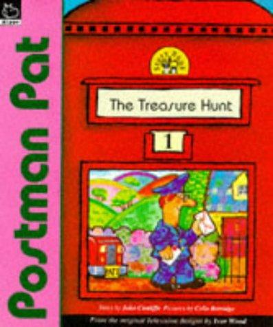 9780590132558: The Treasure Hunt (Postman Pat Story Books)