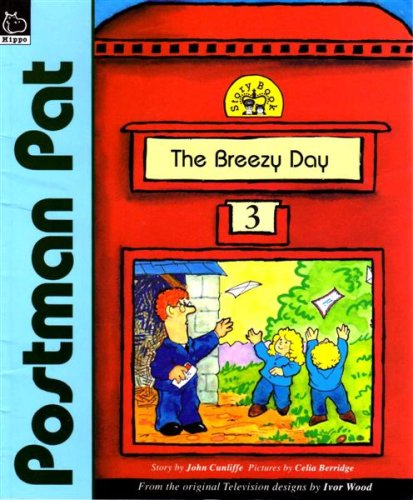 9780590132589: The Breezy Day (Postman Pat Story Books)