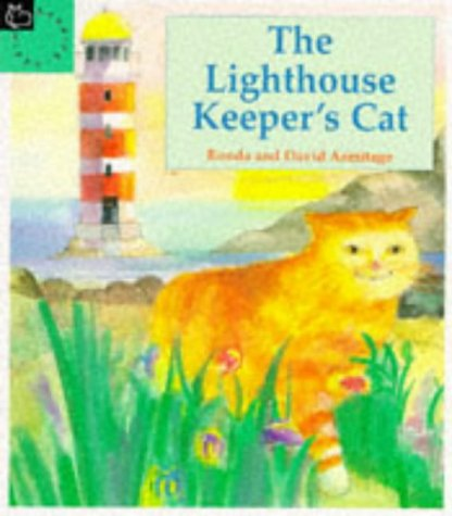 9780590132602: The Lighthouse Keeper's Cat