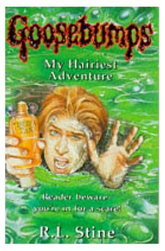9780590132695: My Hairiest Adventure (Goosebumps)