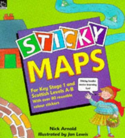 9780590133364: Sticky Maps