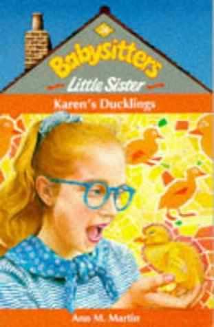 9780590133425: Karen's Ducklings (Babysitters Little Sister)