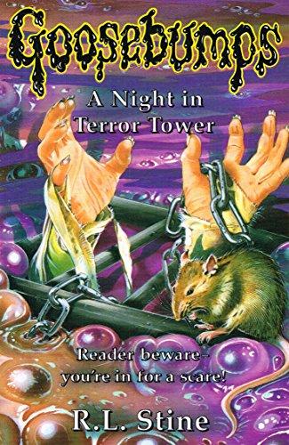 9780590133432: A Night in Terror Tower (Goosebumps)