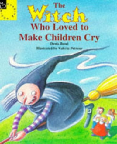 9780590133548: The Witch Who Loved to Make Children Cry