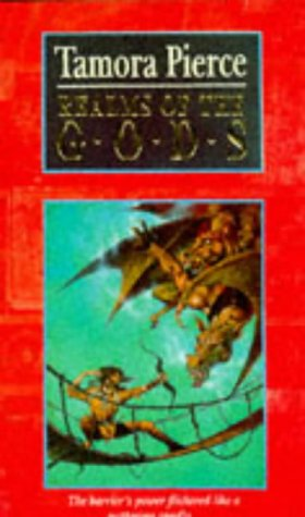 9780590133760: The Immortals: Realms of the Gods (Point Fantasy S.)