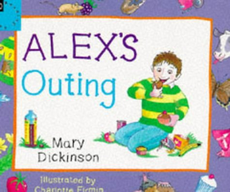 9780590134217: Alex's Outing (Picture Books)