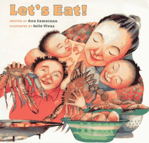 Let's Eat!: Ana Zamorano