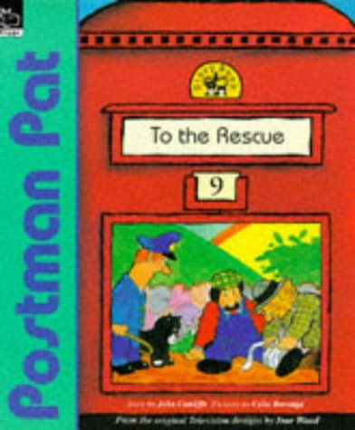 9780590134538: To the Rescue (Postman Pat Story Books)