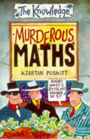 9780590134576: Murderous Maths (Knowledge)