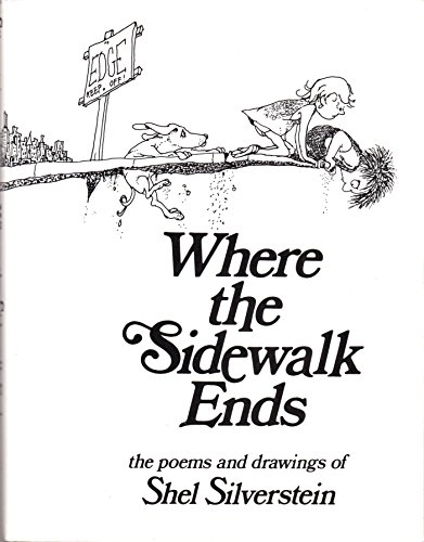 9780590134699: Where the sidewalk ends: The poems & drawings of Shel Silverstein
