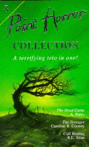 9780590134811: Point Horror. Collection 8. The Dead Game. The Stranger and Call Waiting