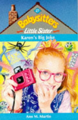 9780590134859: Karen's Big Joke (Babysitters Little Sister)