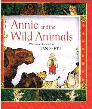 9780590134880: Annie and the Wild Animals