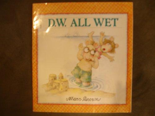 9780590134897: D.W. All Wet