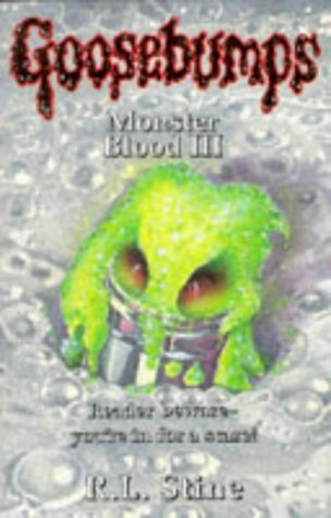 9780590135115: MONSTER BLOOD III (GOOSEBUMPS S.)