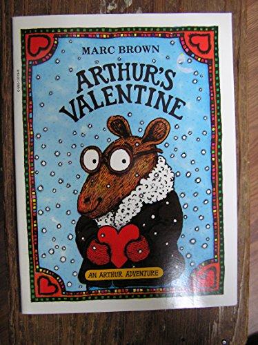 9780590135191: Arthur's Valentine
