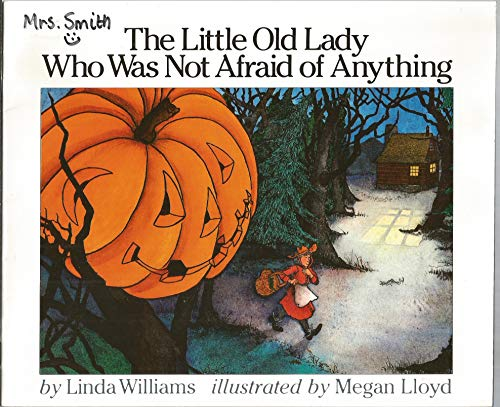 9780590135818: The Little Old Lady Who Was Not Afraid of Anything