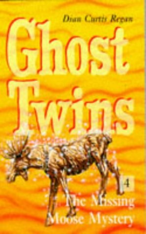 9780590135962: Ghost Twins: Missing Moose Mystery No. 4 (Hippo ghost)