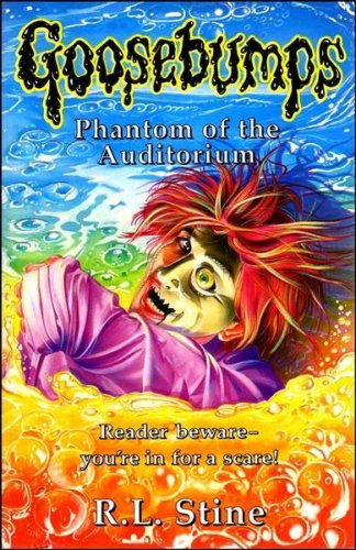 9780590135979: Phantom of the Auditorium (Goosebumps)