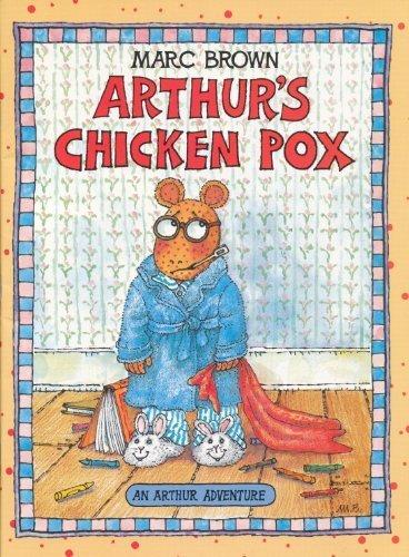 9780590136969: Arthur's Chicken Pox