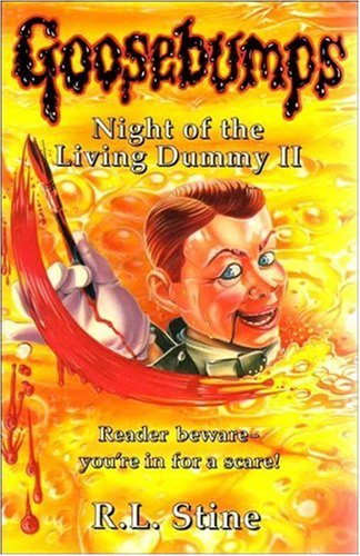 9780590137126: Night of the Living Dummy II (Goosebumps)