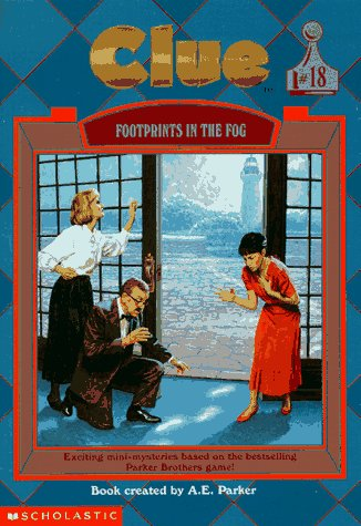 Footprints in the Fog (Clue, Book 18): Smith, Dona; Parker, A. E.