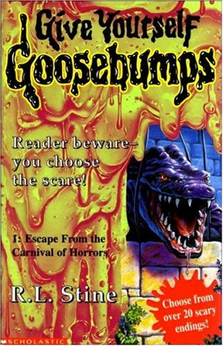 9780590137522: Escape from the Carnival of Horrors (Give Yourself Goosebumps)