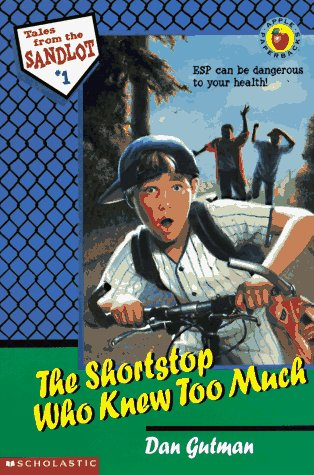 9780590137607: The Shortstop Who Knew Too Much (Tales from the Sandlot)