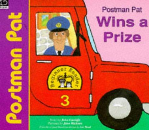 9780590137652: Postman Pat Wins a Prize (Postman Pat Beginner Readers)