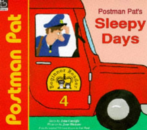 9780590137669: Postman Pat's Sleepy Days (Postman Pat Beginner Readers)